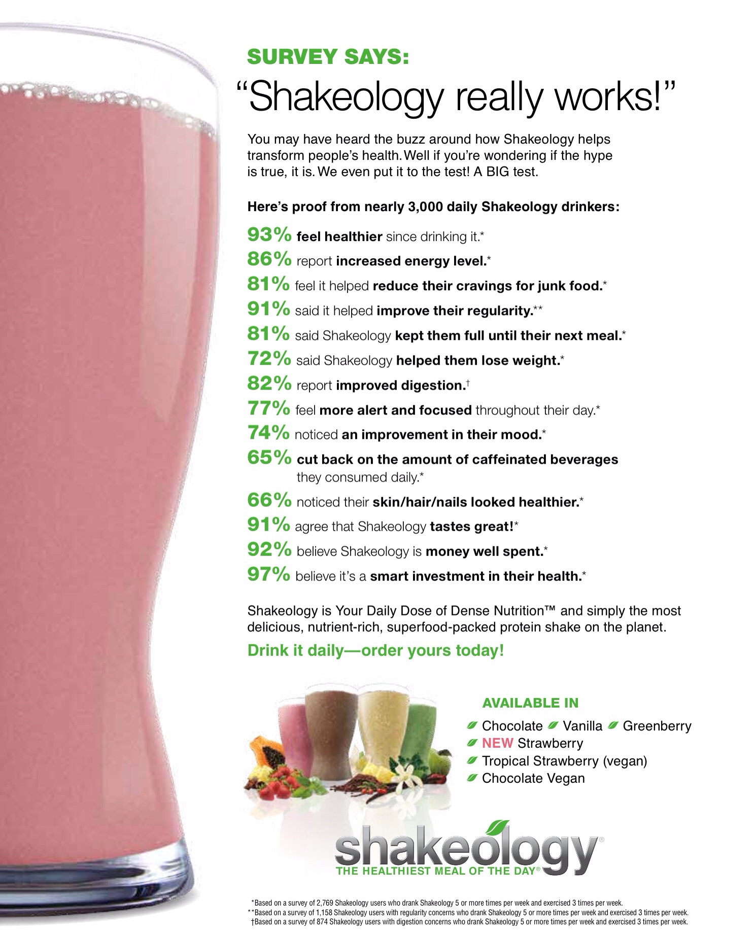 shakeology vs herbalife for weight loss