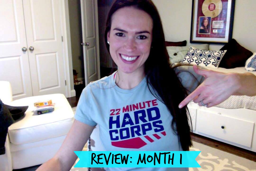 22 MHC month 1 review