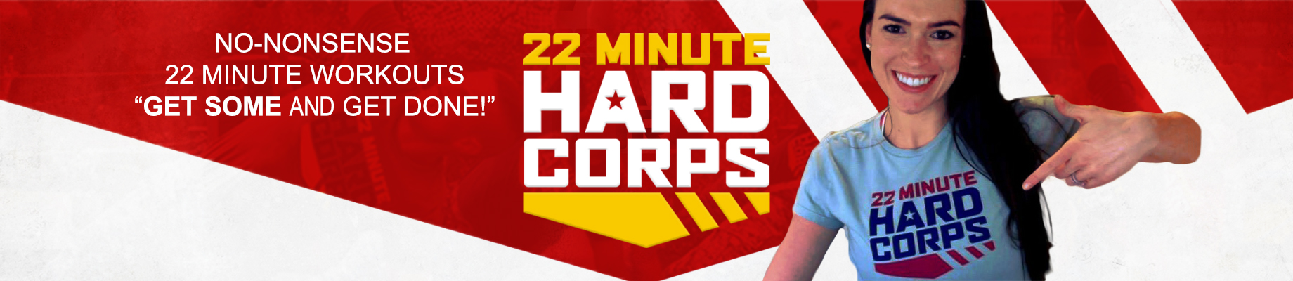 22 Minute Hard Corps | Elizabeth Hartke | Drop the Cookie