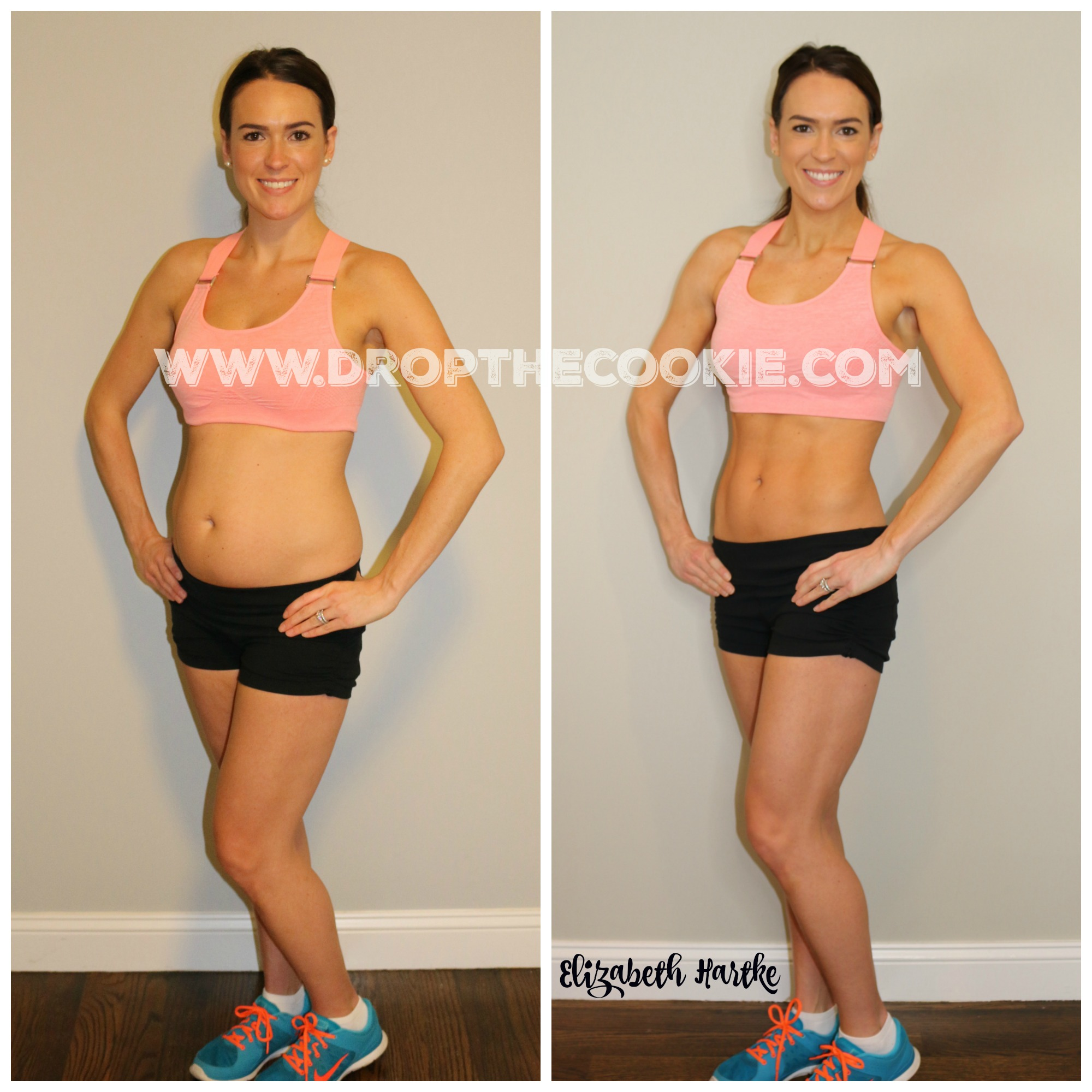 22 Minute Hard Corps Before And After Military Style